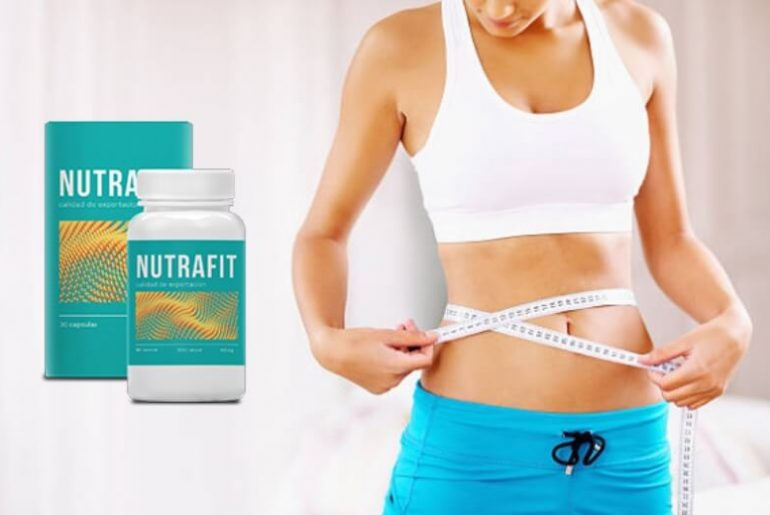 capsules nutrafit, woman, weight loss