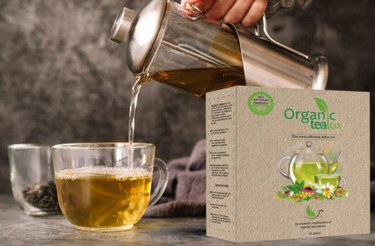 organic teatox tea, detox, usage