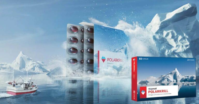 polarkrill capsules, omega-3