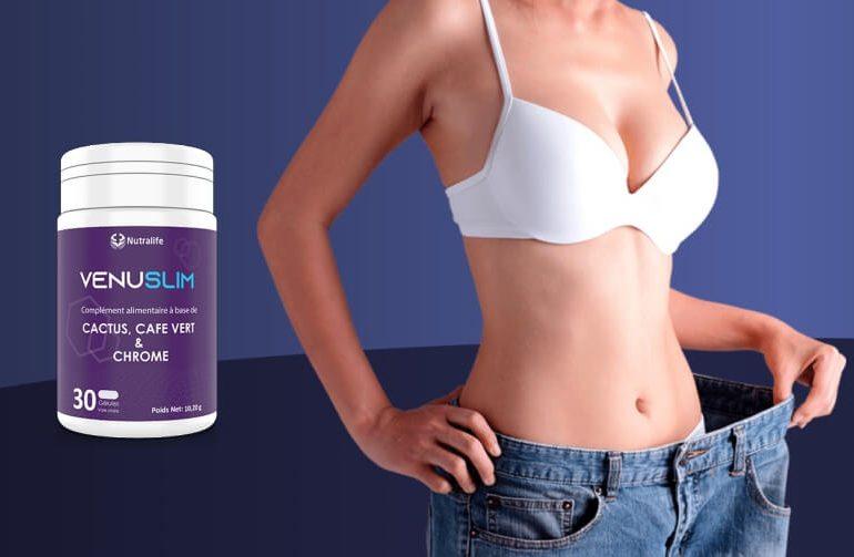 capsules venuslim, weight loss, woman