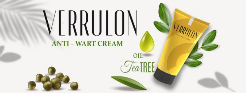 Verrulon cream, skin tags. warts, papilloma