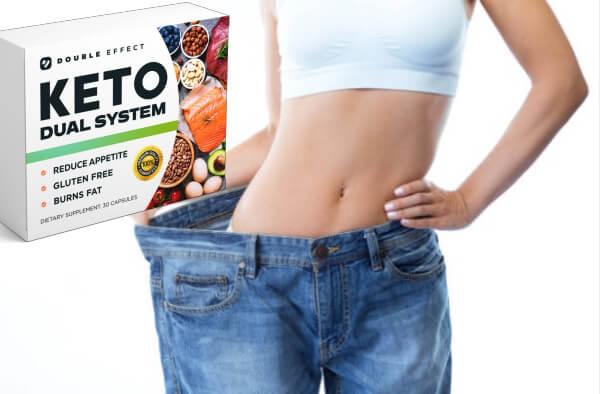 Keto Dual System – poți slăbi fără să ții dietă?