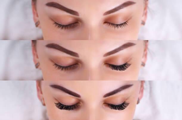 eyelashesh, tricks, longer