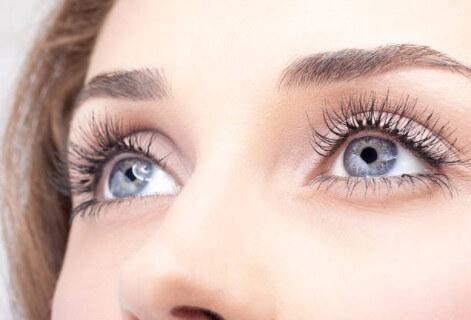 eyes, eyelashes