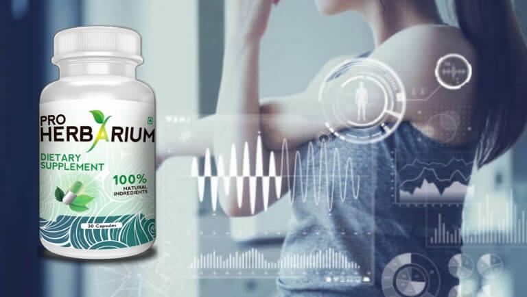 ProHerbarium capsules, detox