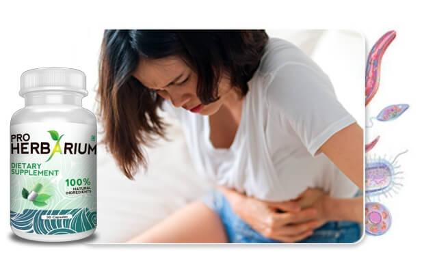 woman, detox, capsules Pro Herbarium