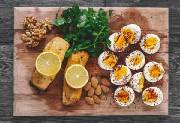 Eggs, Poultry, & Fish