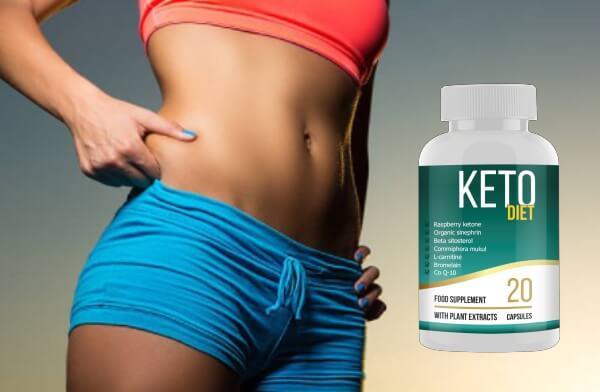 capsules ketodiet, weight loss