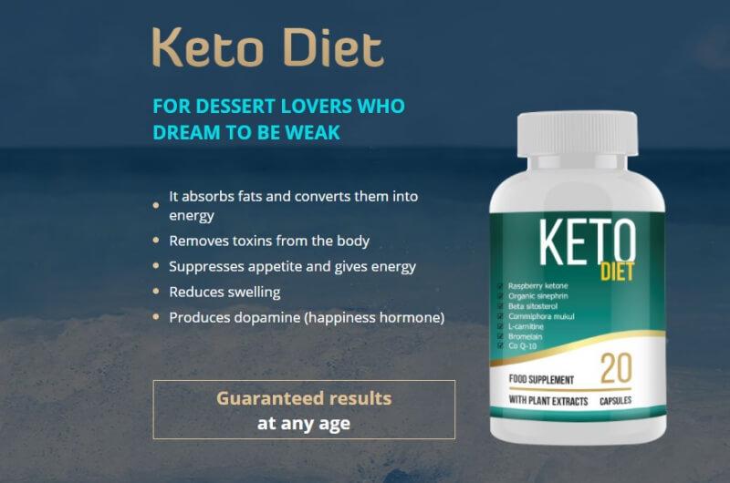keto diet capsule pareri