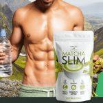 Matcha Slim tea, weight loss, slimming, man