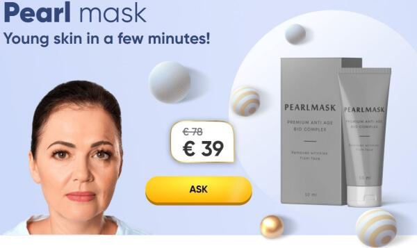 pearl mask price