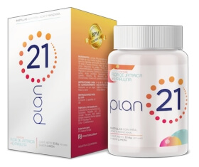 Plan 21 Capsules Colombia