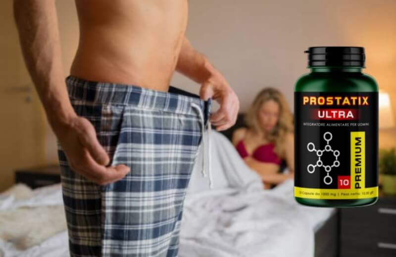 prostatix ultra capsules, erection, prostate, opinions