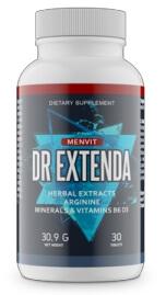 Dr Extenda 2 Menvit 30 Capsules Review