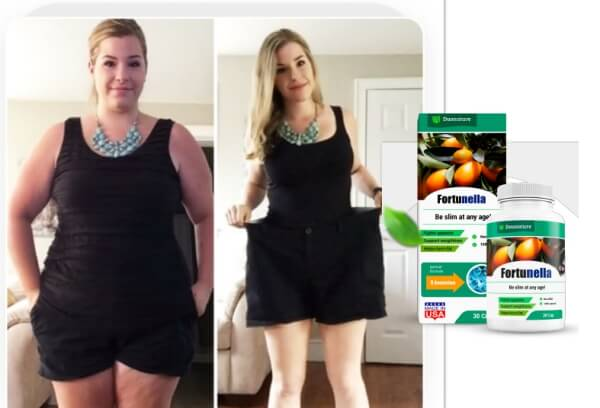 woman, weight loss, before after