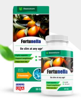 Fortunella 30 capsules Review Peru