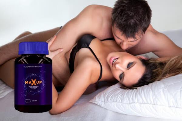 max up capsules dosage