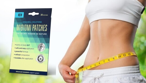 Mibiomi Patches Review weight loss