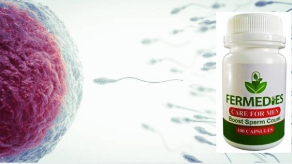 sperm booster capsules, fertility