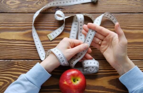 diet, centimeter