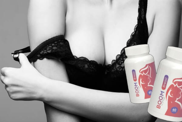 capsules, boobs boom breast