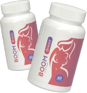 BoomBreast Capsules 60 Review