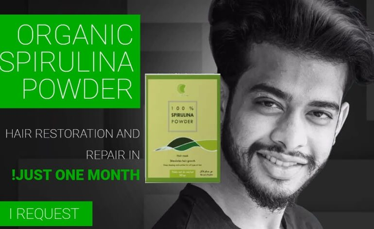 Spirulina Hair Mask powder opinions comments official website