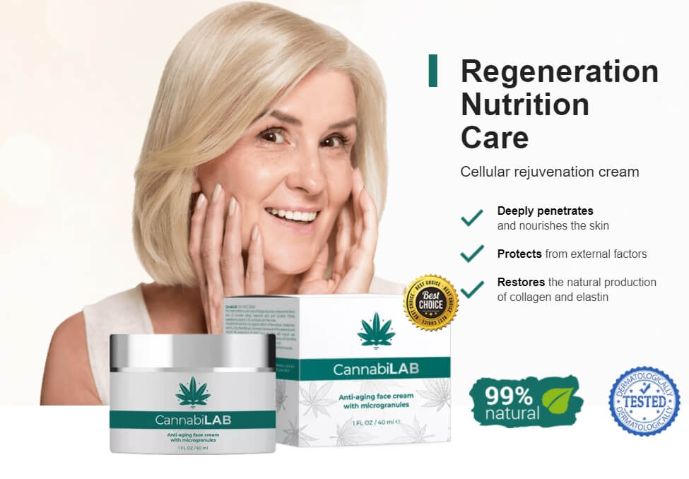 CannabiLab cream opinions comments