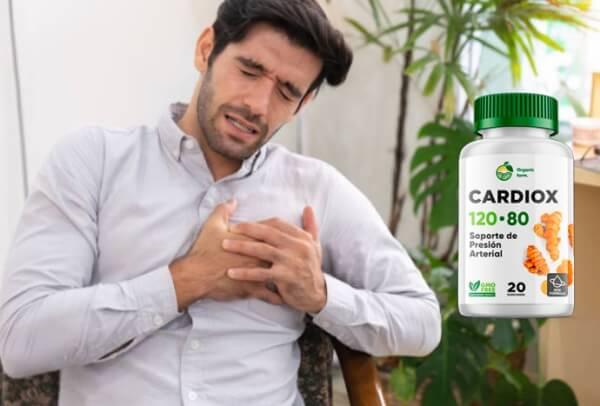 Cardiox 120 80 dosage