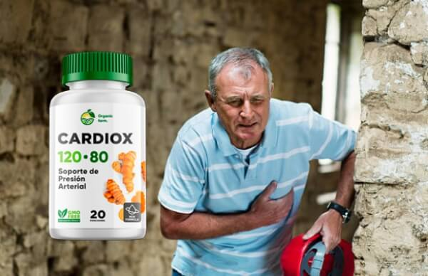 What is Cardiox 120 80