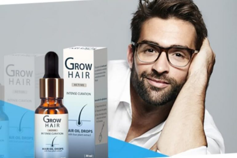 Grow Hair Oil Drops comments opinions
