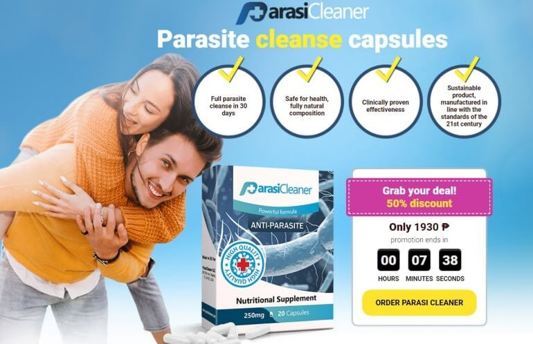 Parasi Cleaner Capsules opinions comments