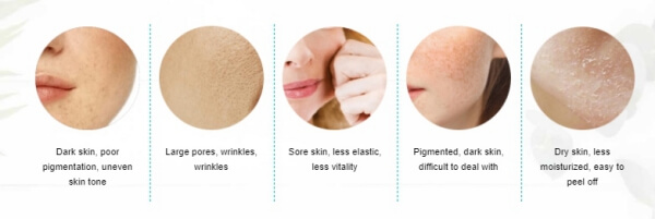 effects skin care