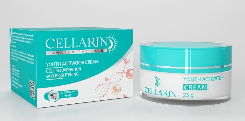 Cellarin Youth Activator Cream Review Indonesia 25 g