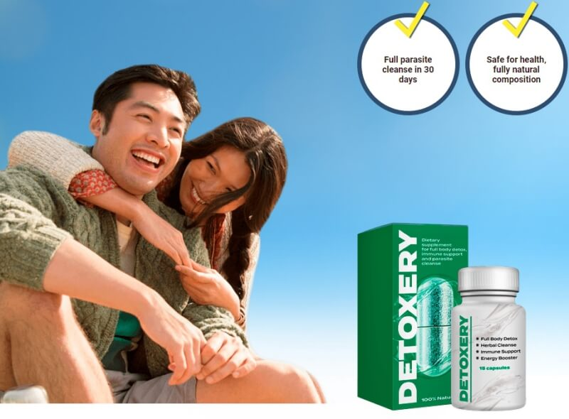 Detoxery capsules opinions comments