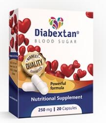 Diabextan blood sugar capsules review Philippines