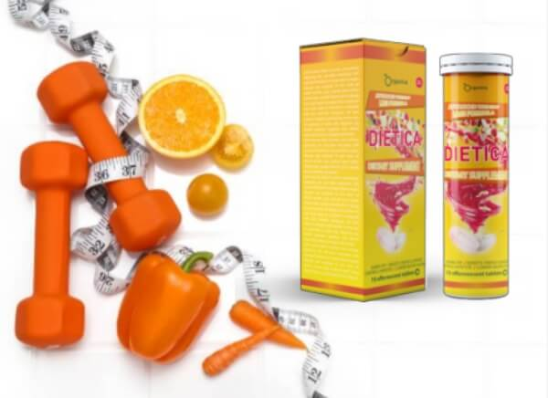 DieticaFizzy Tablets weight loss