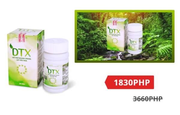 DTX capsules price Philippines