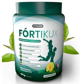 FortiKux Straser Powder 400 g Review Mexico