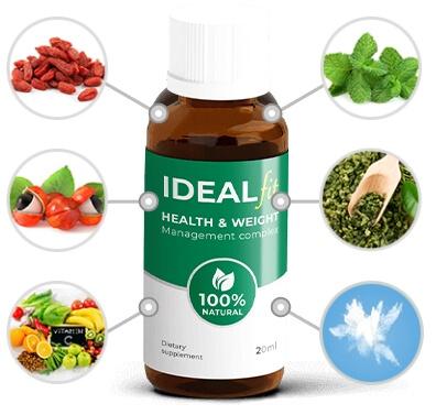 IdealFit ingredients