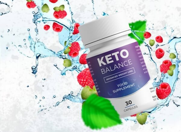 keto capsules KetoBalance food supplement