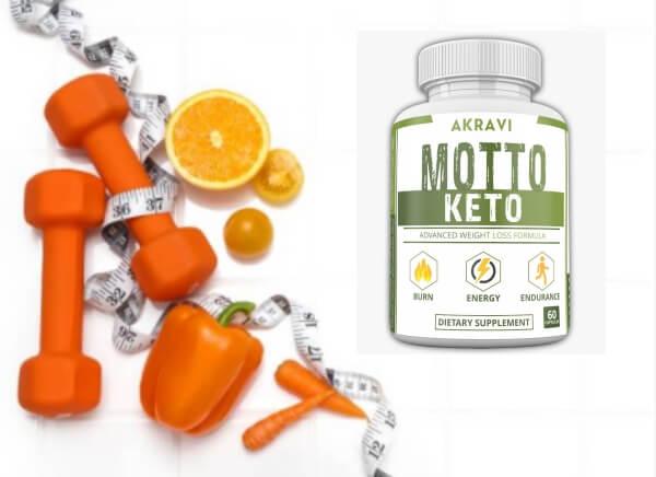 MottoKeto ingredients