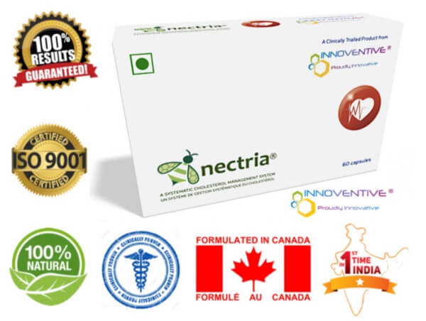 Nectria Ingredients Effects