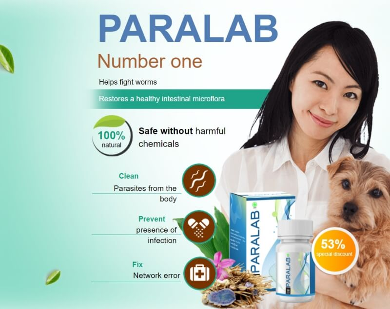 Paralab capsules opinions comments