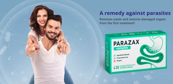 Parazax capsules price official website
