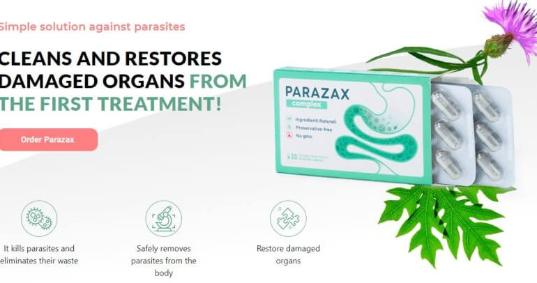 Parazax complex capsules opinions comments