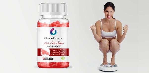 Slimmy Gummy weight loss supplement