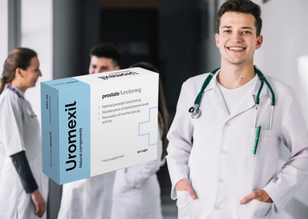 Uromexil Capsules price official website
