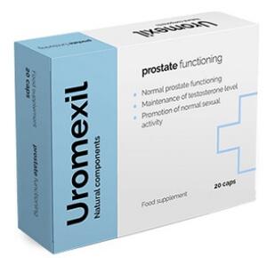 Uromexil 20 capsules Review