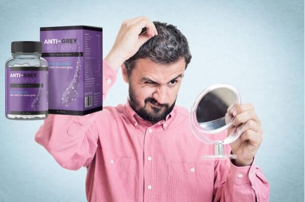 Anti Grey Treatment For Fair Hair Formula